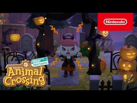 Un aggiornamento da brividi per Animal Crossing: New Horizons è in arrivo il 30 settembre!