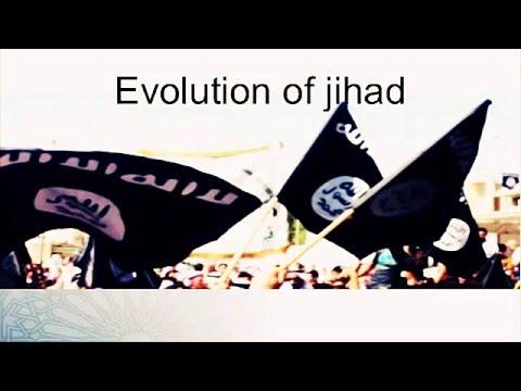 Halim Rane: part 1 - Evolution of Jihad