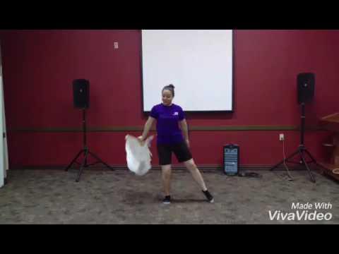 C.A.F.E DANCE MINISTRY (En mi Lugar/ beautiful exchange)
