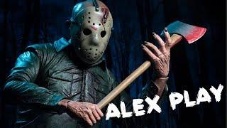 Играем за Джейсона Самый ловкий выживший Пятница 13 Friday the 13th The Game Алекс Плей