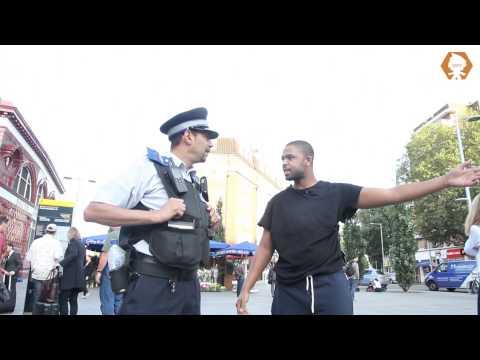 Racial Profiling in Public Prank