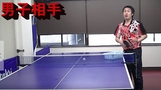 Life of table tennis players
