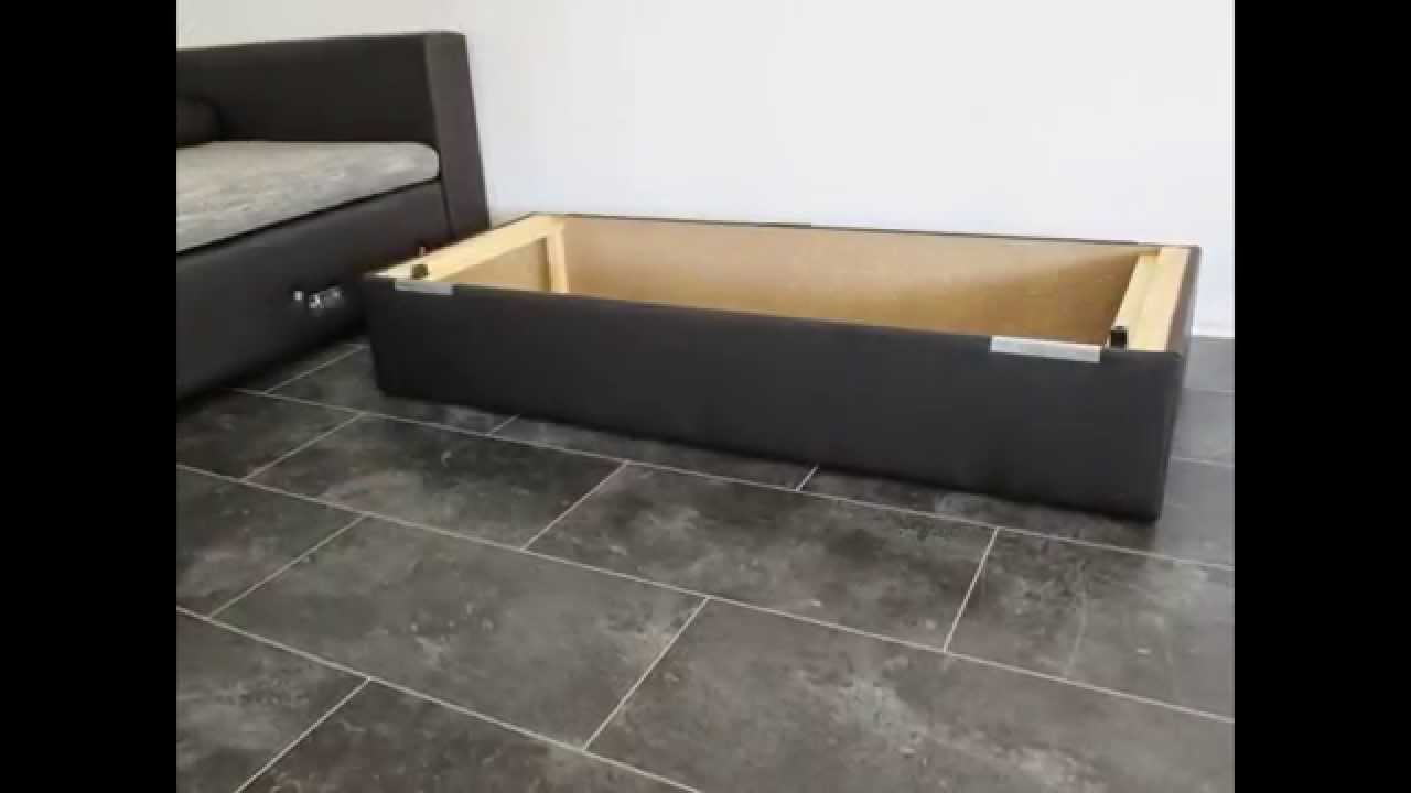 sofa montage couch wohnalndschaft youtube. Black Bedroom Furniture Sets. Home Design Ideas