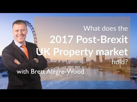 2017 UK Property Investment Hotspots - Post Brexit | Brett Alegre-Wood