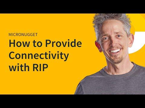 MicroNugget: Adding RIPng to IPv6