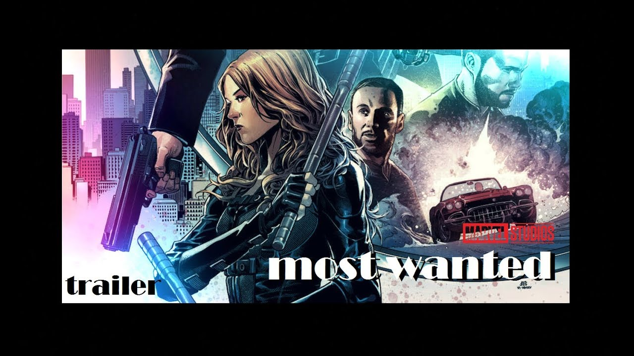 MarvelS Most Wanted