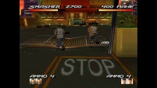 Fighting Force 64 2 player gameplay!!!