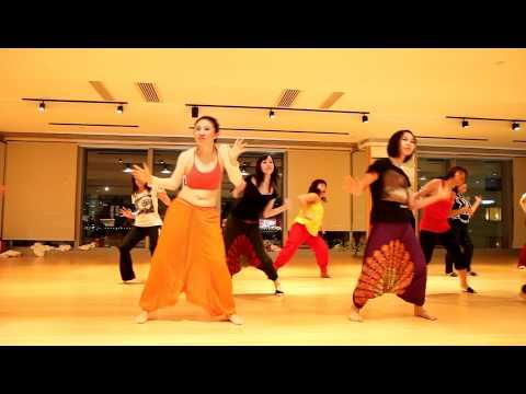 Oosaravelli - Choreography by Satya Danz - mYoga Hong Kong thumbnail