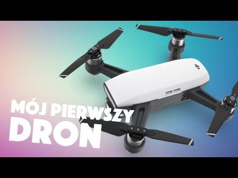 MÓJ PIERWSZY DRON | UNBOXING