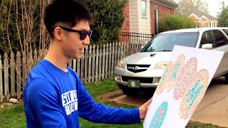 Colorblind Teen Sees Promposal Thanks to Special Glasses