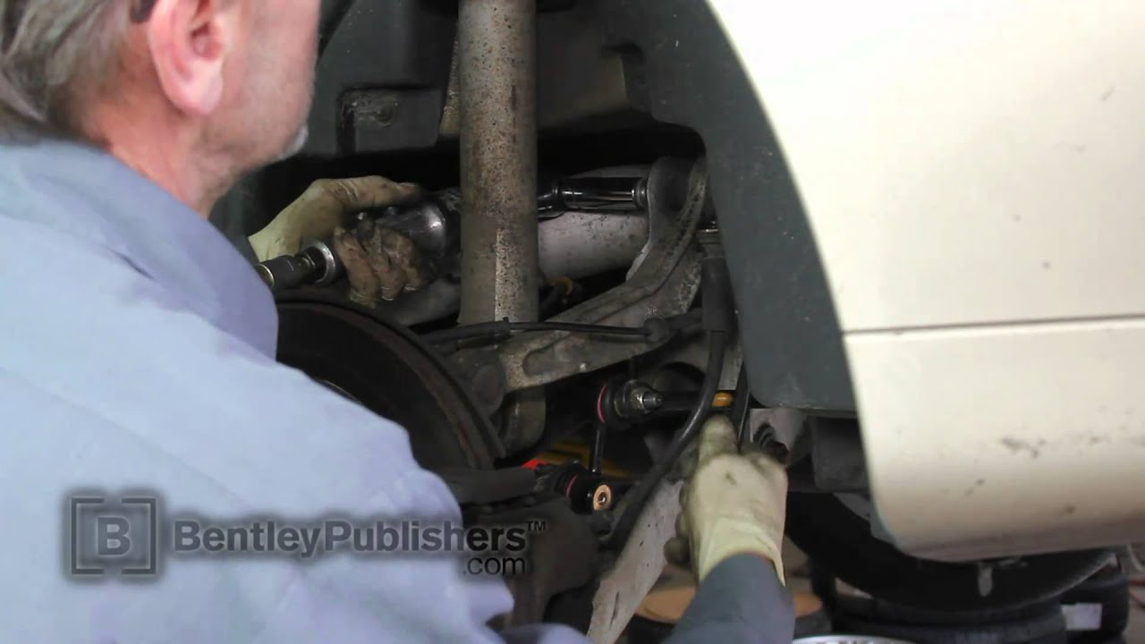 BMW 5 Series (E39) 19972003  Rear upper control arm  DIY Repair  YouTube