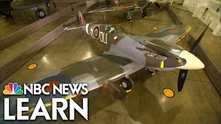 NBC News Learn: WWII: Spitfire thumbnail