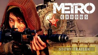 METRO EXODUS | Official Story Trailer (2019)