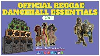 Official Reggae Dancehall Essentials 2016 🇯🇲 🔊 🎶 - Stafaband