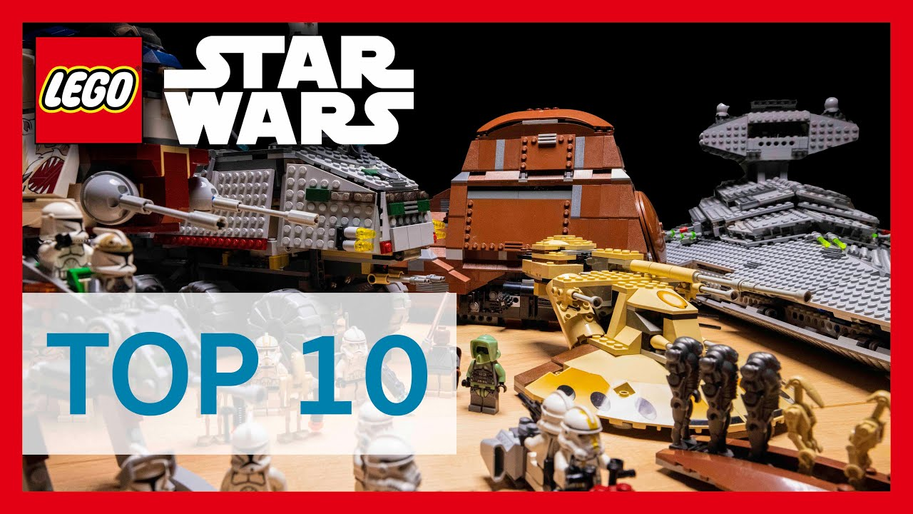 My TOP 10 Favorite LEGO Star Wars Sets of All Time!
