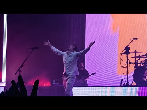 The 1975 - Love It If We Made It  LIVE DUBLIN 2019 MFC Tour