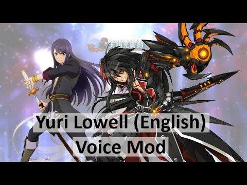 [Elsword] Raven - Yuri Lowell Voice Mod [Ver.1.0]