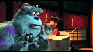 Monstros S.A. 3D: Trailer Oficial