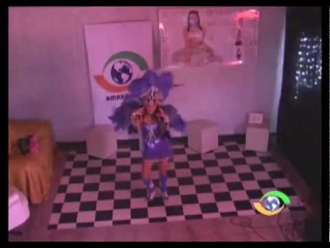 Amanda Martins em Amaral TV