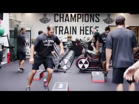 Black & White Episode 3 - Strength and Conditioning