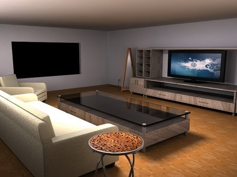 Model Living Room maya modeling tutorial- modeling a living room part- 1 - youtube