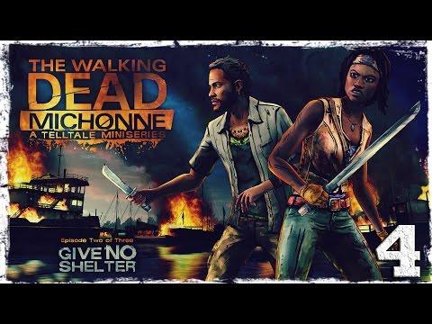 Смотреть прохождение игры The Walking Dead: Michonne. #4: Побег.
