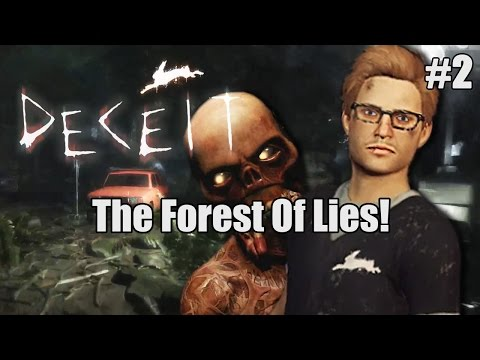THE FOREST OF LIES (Deceit #2) Ft. Cartoonz, Delirious, Ohm, and more!