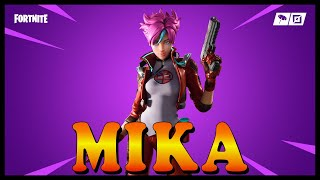 "NEW ""MIKA"" SKIN in the ITEM SHOP! - FORTNITE *NEW* OVERTIME CHALLENGES! // Playing With SUBSCRIBERS"