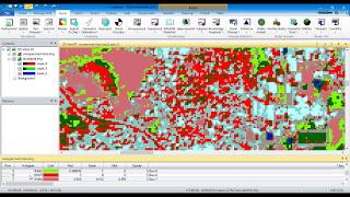 LULC using Erdas Imagine / Unsupervised Image Classification