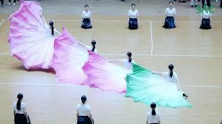 [싹튜브] 서종예 서울종합예술실용학교 SAC다뛰어 체육대회 한국무용 퍼포먼스