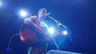 Joshua Radin - Here right now (NEW SONG) @ Paradiso Amsterdam
