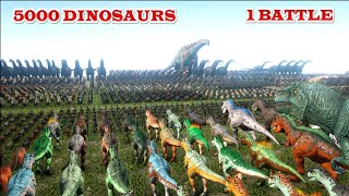 BIGGEST ARK BATTLE OF ALL TIME - 500K SPECIAL   Cantex