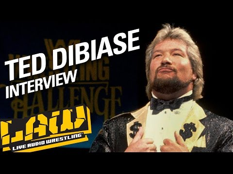 """Million Dollar Man"" TED DIBIASE Full Interview 2017 