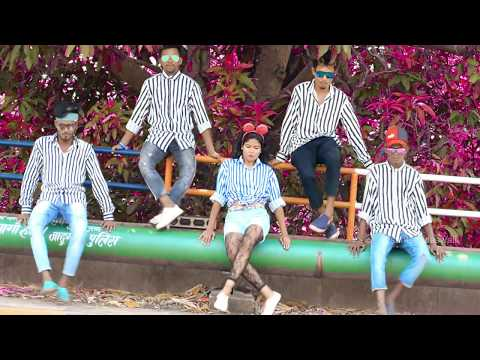 Maine To Likha💌 New Nagpuri Sadri Dance Video 2019🔥 BSB Crew Jamshedpur😎 Santosh Daswali