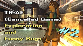 🎮#2 Tomb Raider: Anniversary Edition (Cancelled Game) Exploration and Funny Bugs - MANOR/PERU 2