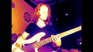Santeria- Bass Cover
