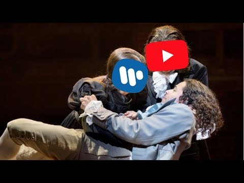 WMG Copyright needs to stop. (Hamilton Animatics)