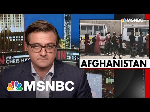 Chris Hayes On The GOP Response To The Afghanistan Withdrawal