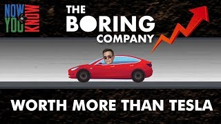 Boring Company Will Be Worth More Than Tesla