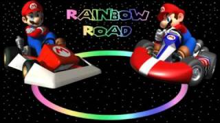 Rainbow Road (DS Wii mix)