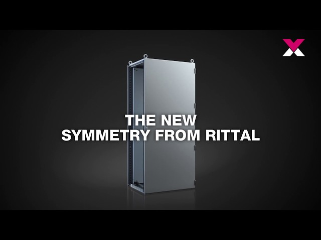 VX25 - The new symmetry from Rittal