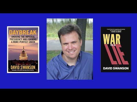 David Swanson on Citizens Band Radio | January 2016