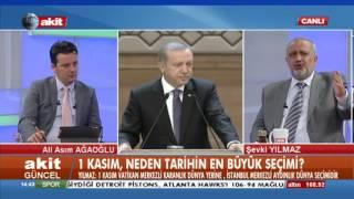 ERBAKAN AK Partinin önünü açtı mı  ŞEVKİ YILMAZ 1 KASIM SEÇİMİNİN ÖNEMİ AKİT TV mp4