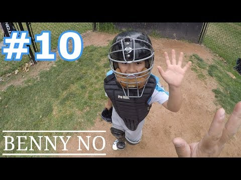 CAN LUMPY PULL OFF A TRIPLE PLAY? | BENNY NO | TEE BALL SERIES #10
