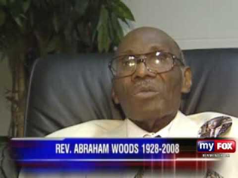 Rev. Abraham Woods 1928-2008