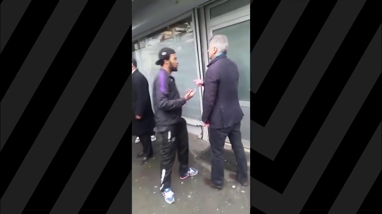 Download Agression de Bernard de La Villardière par des racailles à Sevran