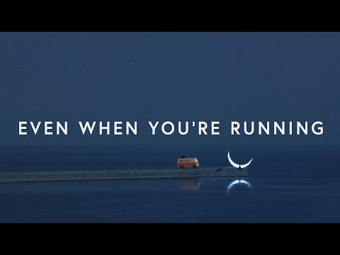 Casting Crowns ~ Even When You're Running (Lyrics)
