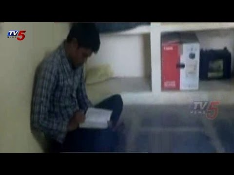Police Torture On Degree Student in Anantapur : TV5 News