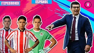 FIFA 19 MODO CARRERA DE CHIVAS - CAPITULO 0