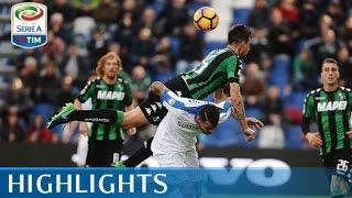 Video Gol Pertandingan Sassuolo vs Atalanta